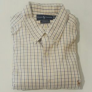 Ralph Lauren | Yarmouth Cotton Oxford Button Down
